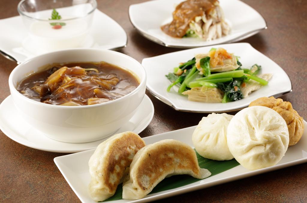 北京午餐セット