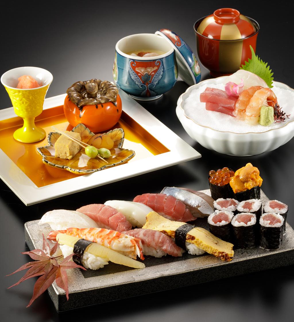 寿司ディナーコース