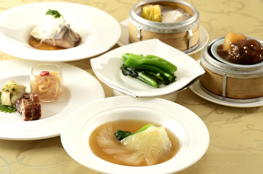 中国料理ランチコース